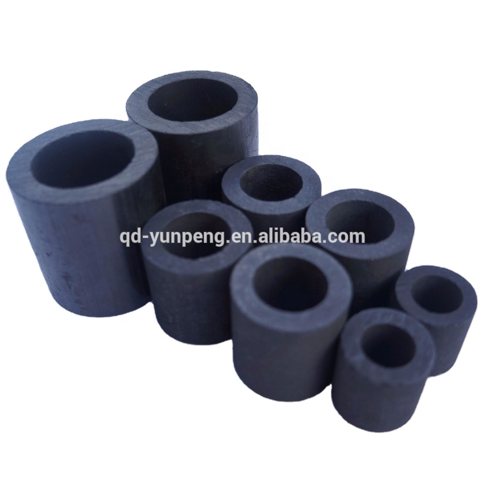 19mm, 25mm, 38mm, 50mm Graphite Carbon Raschig Ring Packing