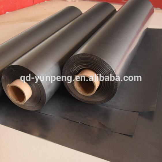 Flexible graphite sheet or paper