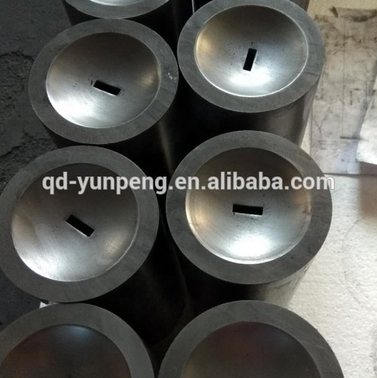 Factory Supply High Density Customized High Pure Continuous Jewelry Casting Graphite Mold