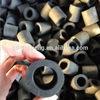 19mm, 25mm, 38mm, 40mm Graphite Carbon Raschig Ring Packing