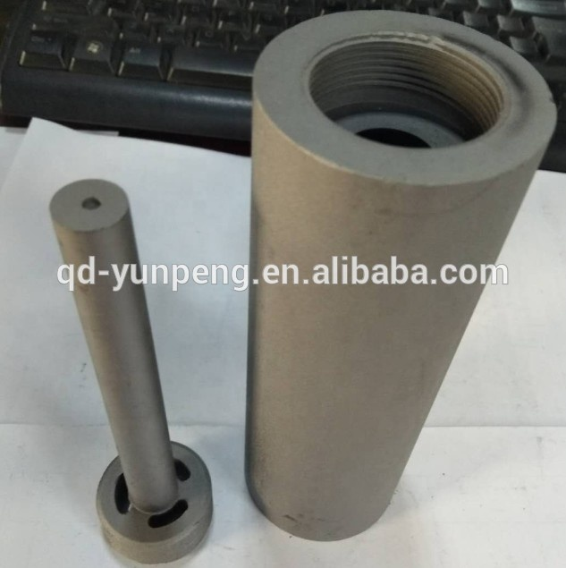 graphite mold die casting for brass tube copper pipe